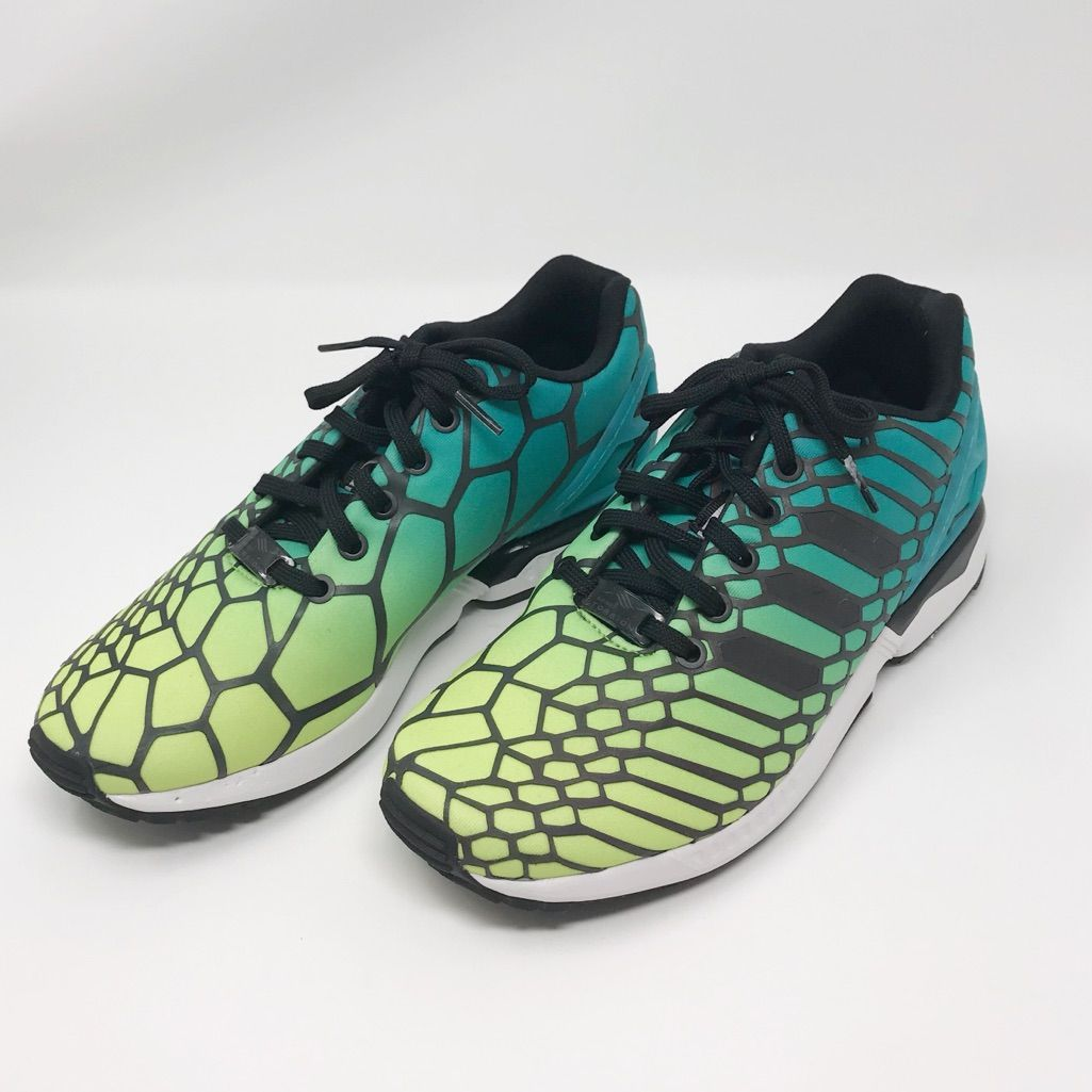 zx flux xeno red