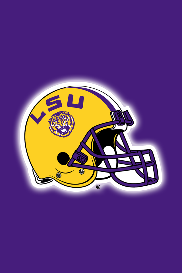 Get A Set Of 24 Officially Ncaa Licensed Lsu Tigers Iphone Wallpapers Sized Precisely For Any Model Of Iphon Lsu Tigers Football Louisiana State University Lsu