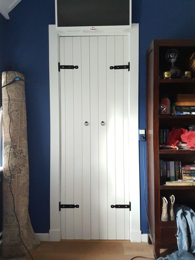 Superb Our Homemade Closet Door, MDF Dyi