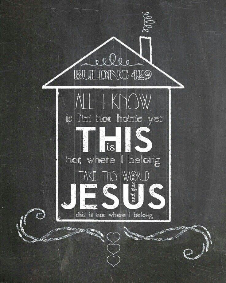 Building 429 - Where I belong