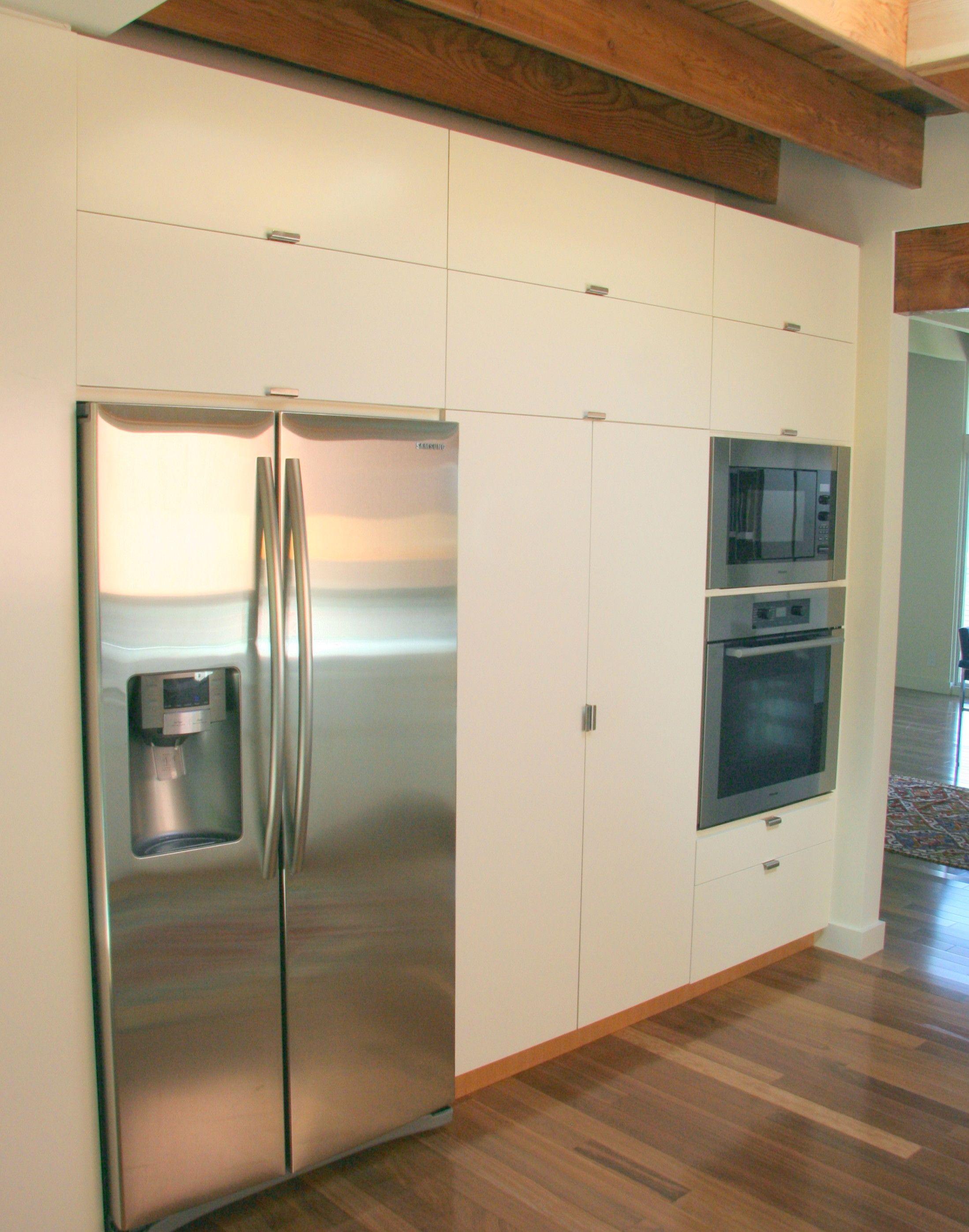 Semihandmade DIY Custom Fronts For Off The Shelf Cabinets