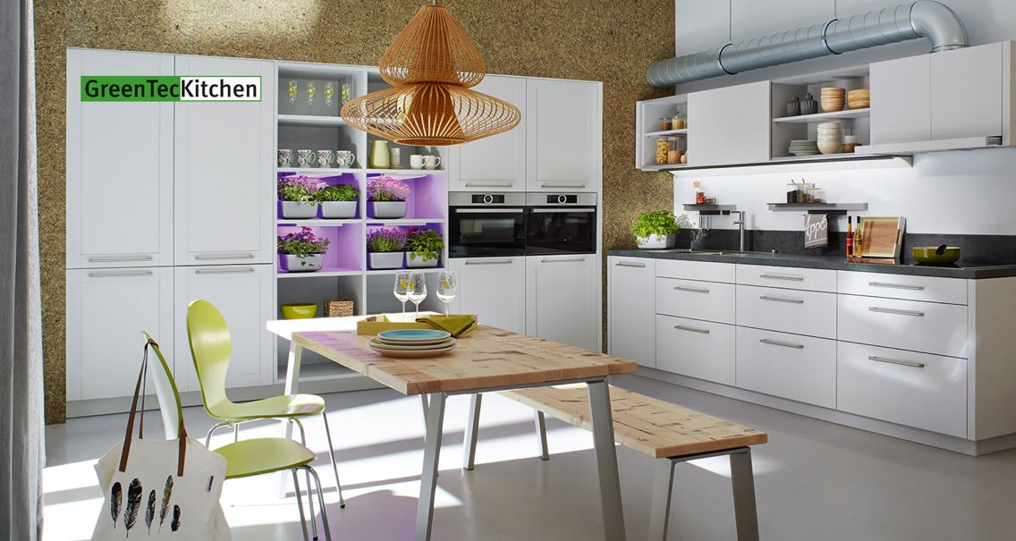 GreenTec Kitchen GreenTec Kitchen Pinterest - ballerina küchen preise
