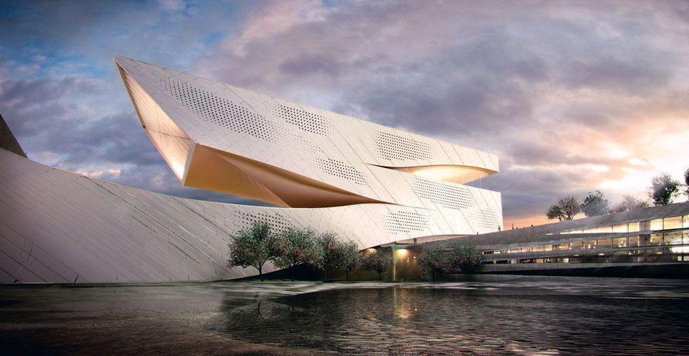Architecture Moderne Les Nouveaux Projets A Decouvrir Dans Le