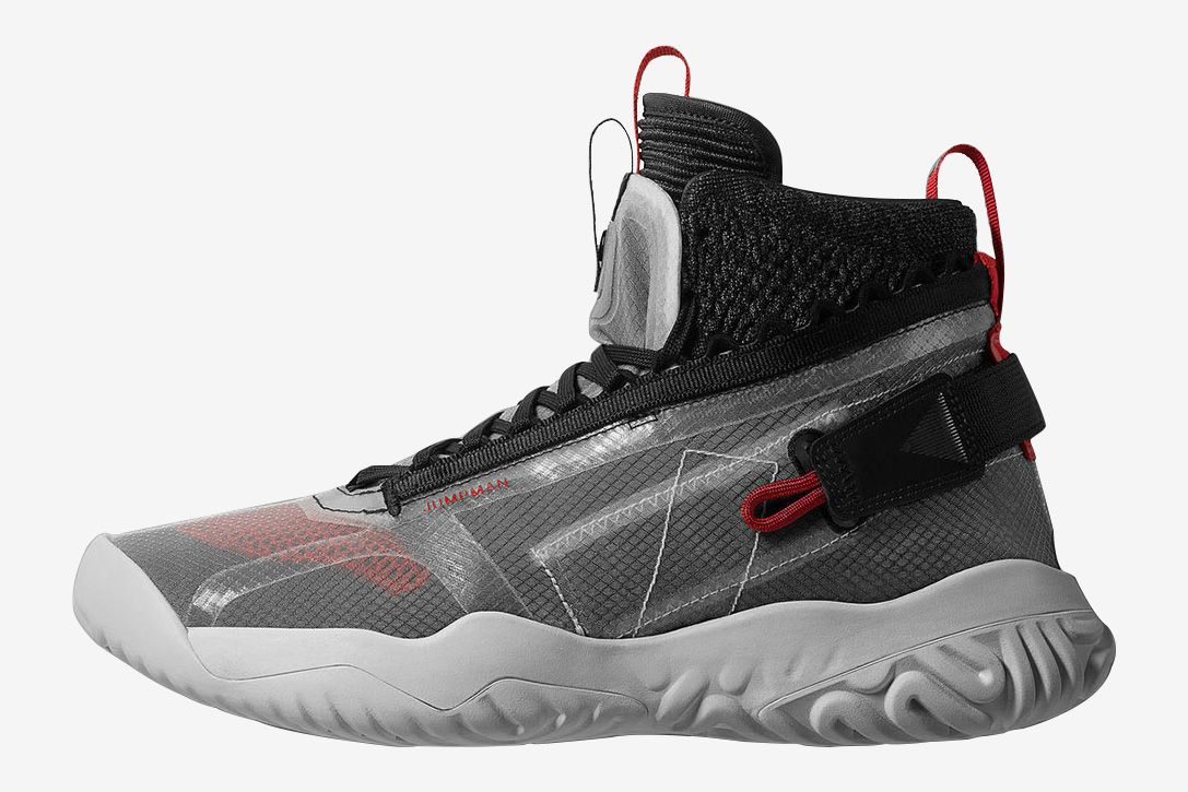 bfb2d26cedb9 Air Jordan Apex-Utility His Airness is upgrading his first shoe design with Nike  React