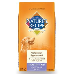 Natures Recipe Healthy Skin Adult Dog Food Frenchie Food