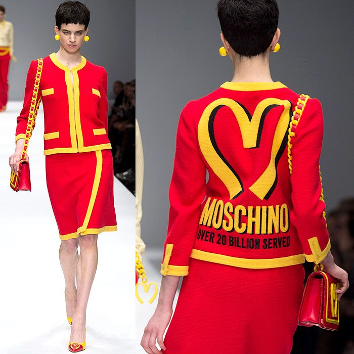Moschino-Fall-2014-McDonalds-dress.jpg (700×700)
