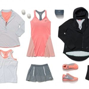 Detailed look at the US Open 2013 Apparel for seven Nike Tennis superstars.