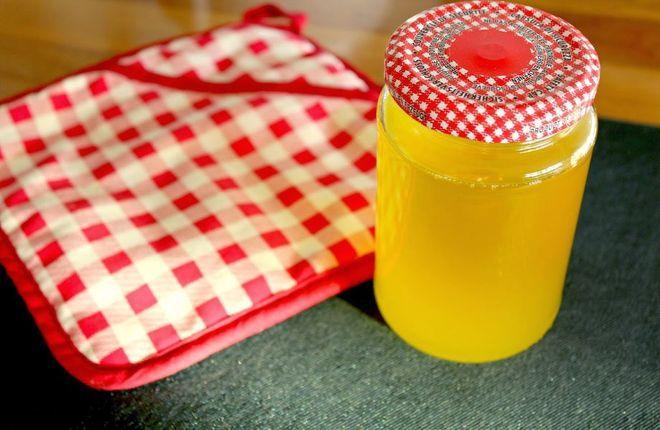 Ghee – geklärte Butter