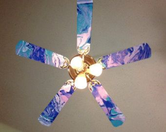 upcycled ceiling fan blades | Hand Painted Ceiling Fan Blades ...:upcycled ceiling fan blades | Hand Painted Ceiling Fan Blades,Lighting