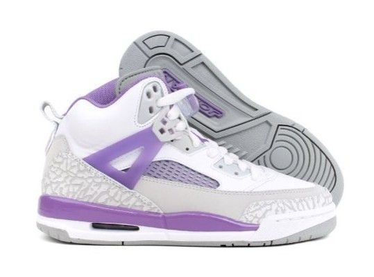 Jordan Girls Spizike Basketball Shoes
