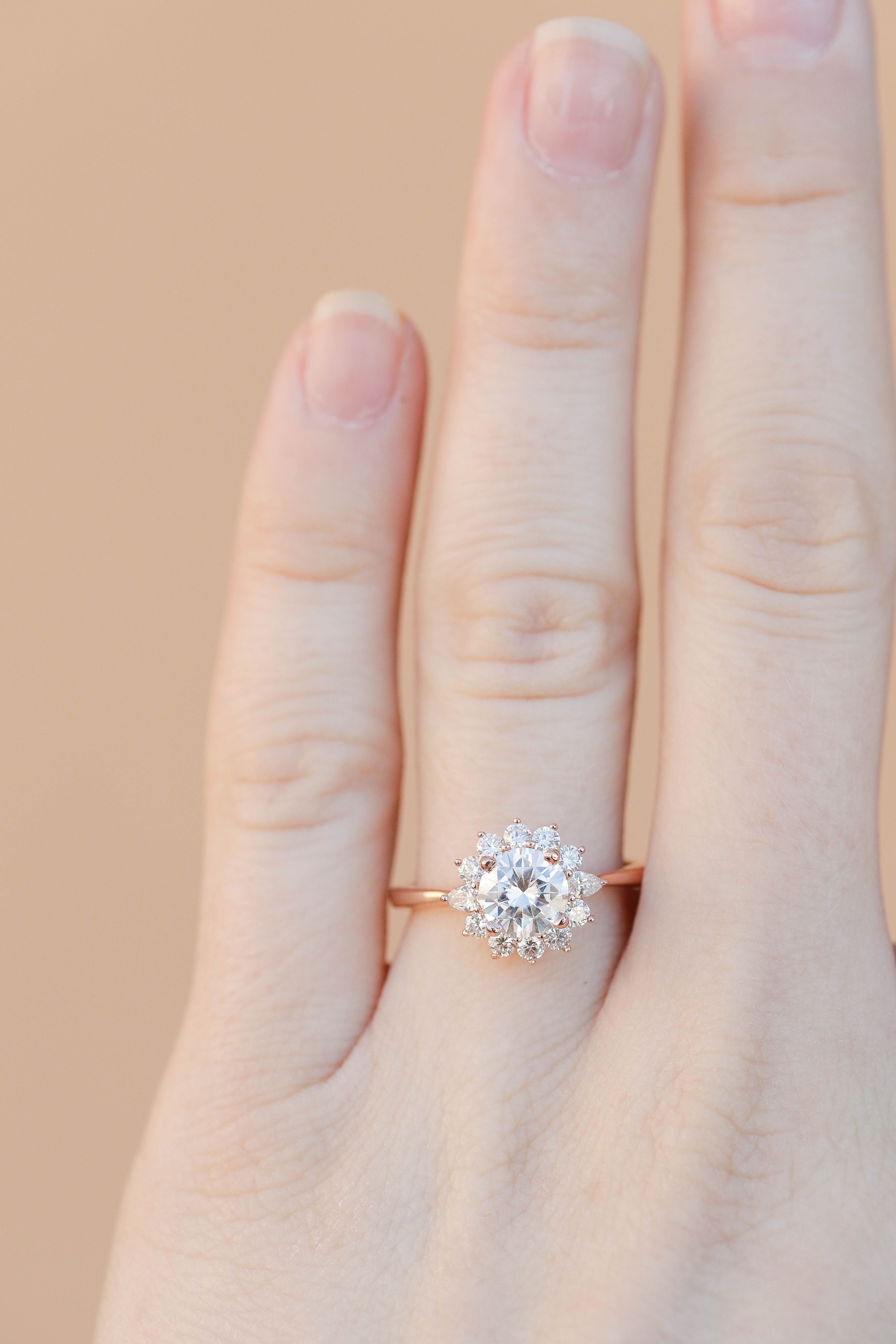 46+ Unique non traditional wedding rings info