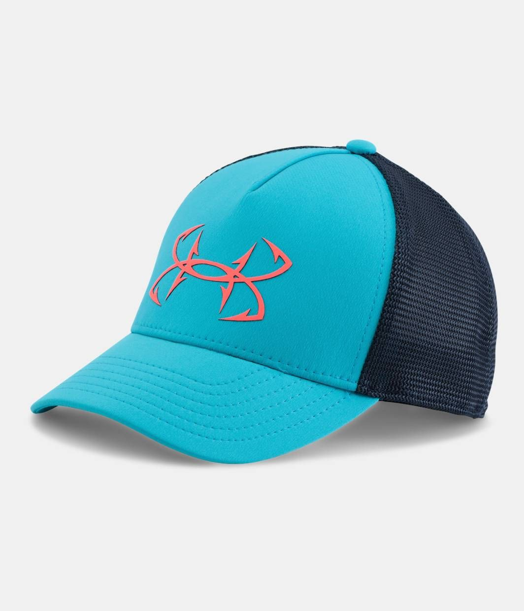 775334dac12 Shop Under Armour for Women s UA Fish Hook Mesh Cap in our Womens Caps  department. Free shipping is available in US.