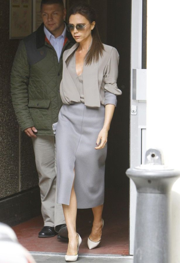 01fb033887ad Victoria Beckham Style - Outfits and Tips by Style Advisor ...