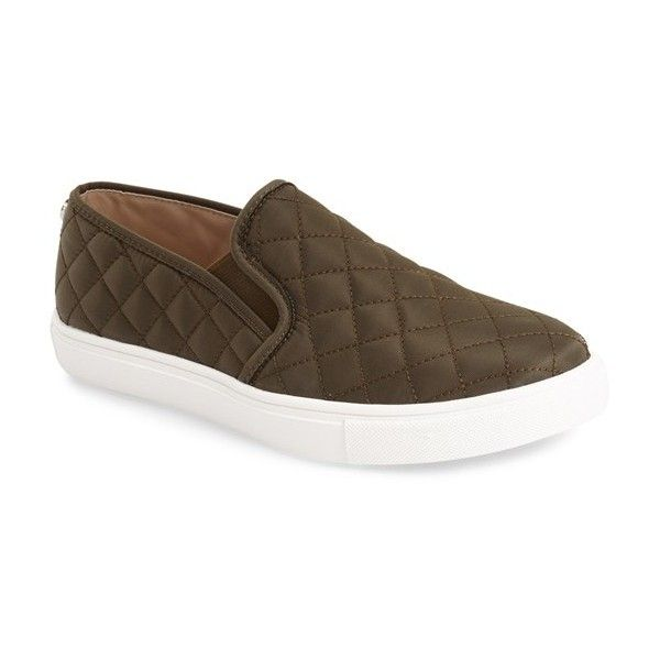 Steve Madden 'Ecntrcqt' Sneaker ($60) ❤ liked on Polyvore featuring shoes,