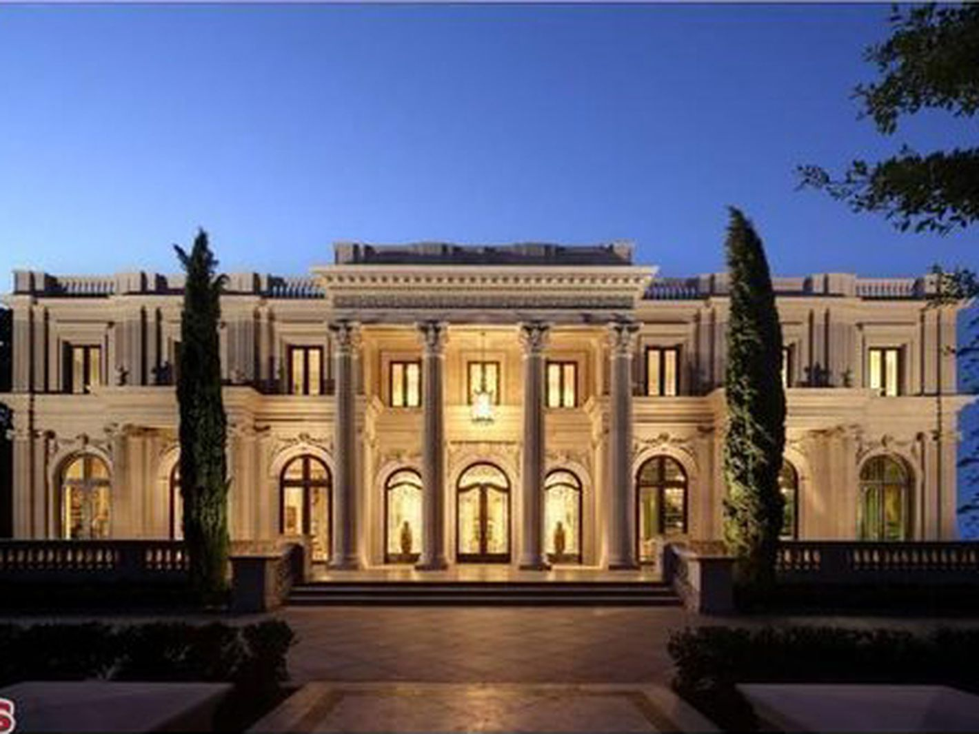 The 20 Biggest Los Angeles House Sales Of 2012 American Mansions Mansions Beverly Hills Mansion