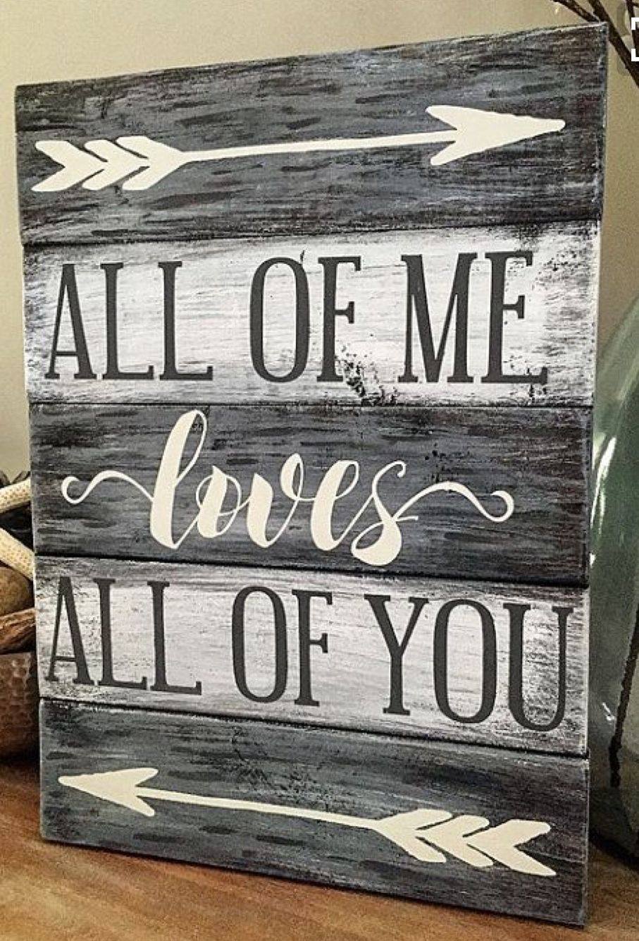 wedding ideas homemade all of me all of you pallet home decor designs 27914