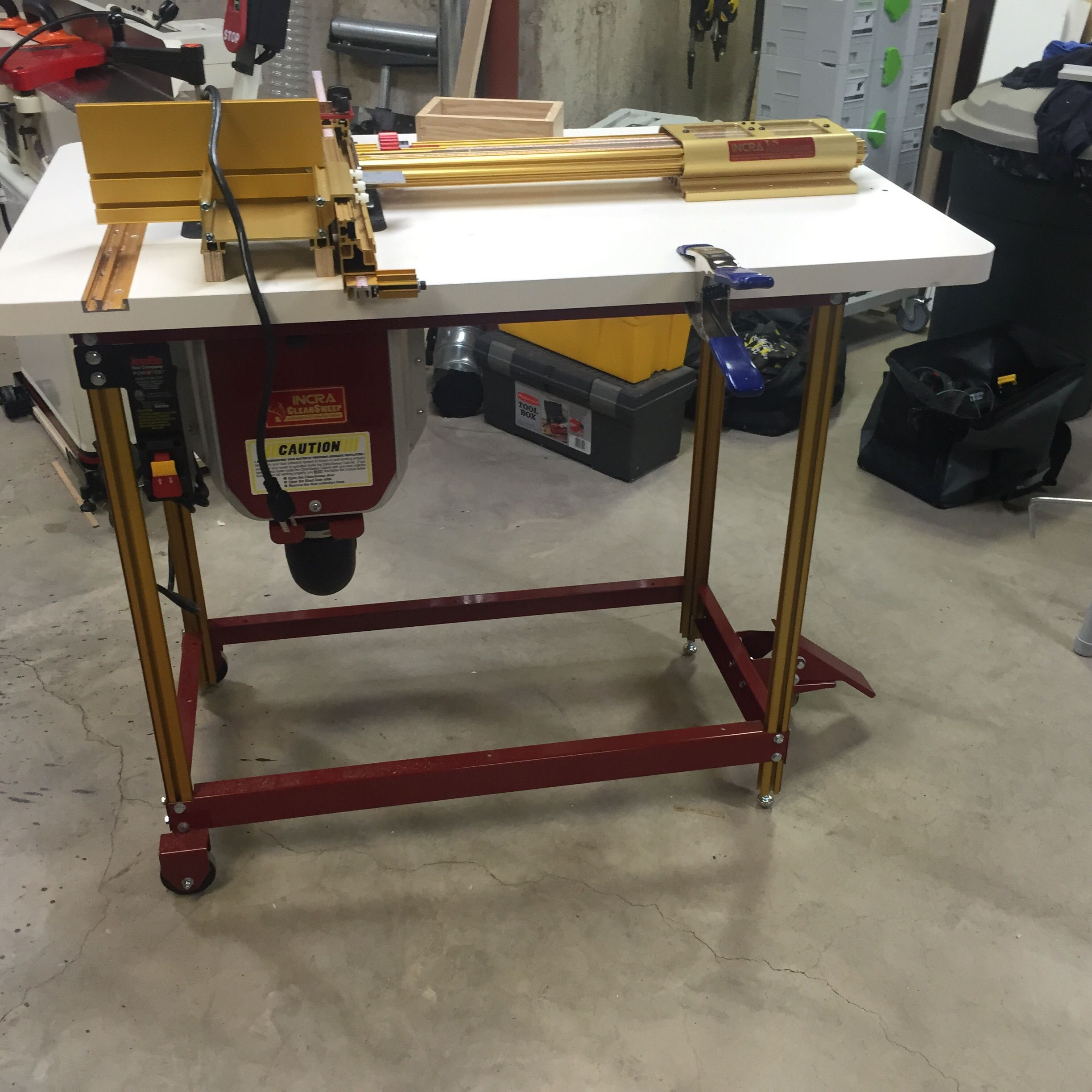 Image result for using incra table saw fence for dedicated router image result for using incra table saw fence for dedicated router table keyboard keysfo Image collections
