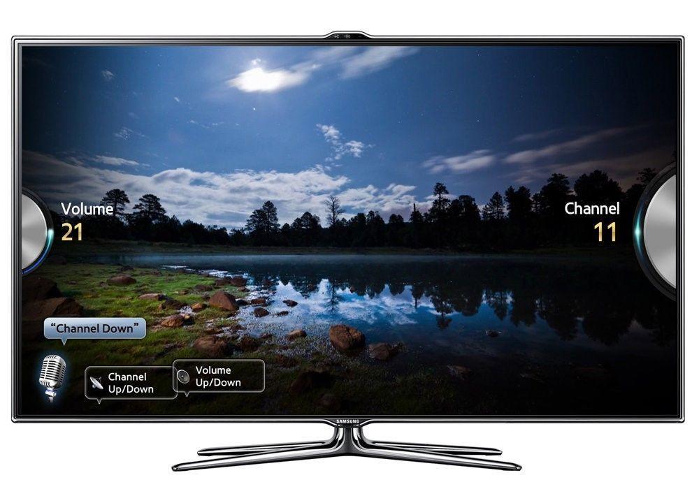Samsung 64 Inch 3d Plasma Smart Tv Pn64e8000gf Amazone Tv Samsung