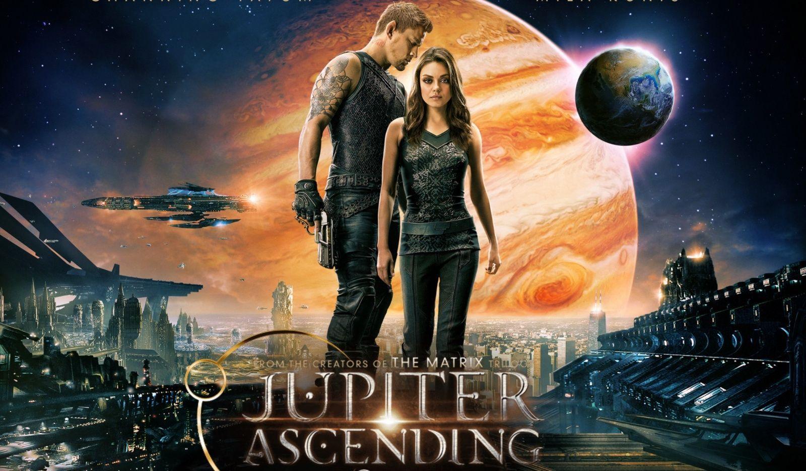 Jupiter Ascending Jupiter Ascending Jupiter Ascending Movie Jupiter Jones