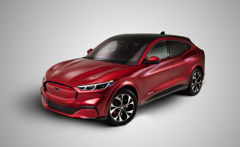 2021 Ford Mustang Mach E Will Please Ev Fans Perplex Mustang
