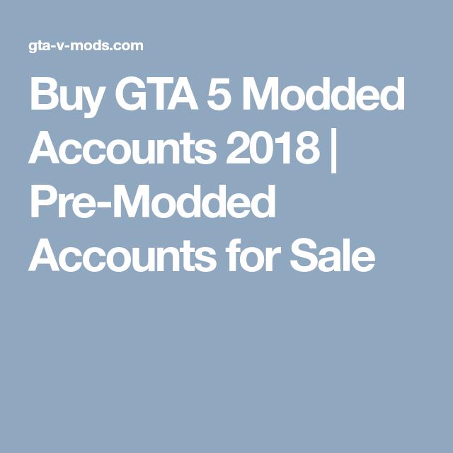 GTA 5 Modded Accounts for PS4, Xbox One & PC | jatt | Gta 5, Xbox
