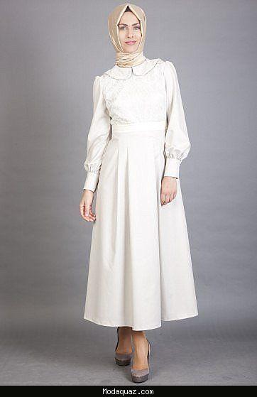 Cool Armine Tesettur Elbise Modelleri 2016 Elbise Modelleri Elbise Moda Stilleri