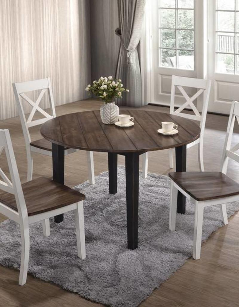 Small Kitchen Tables Google Search Farmhouse Round Dining Table Round Dining Room Table Round Dining Room