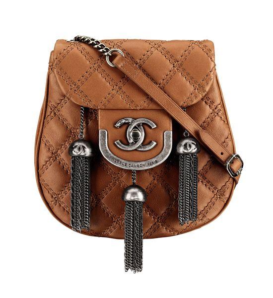 Chanel Paris - Edinburgh Accessories Collection 2013