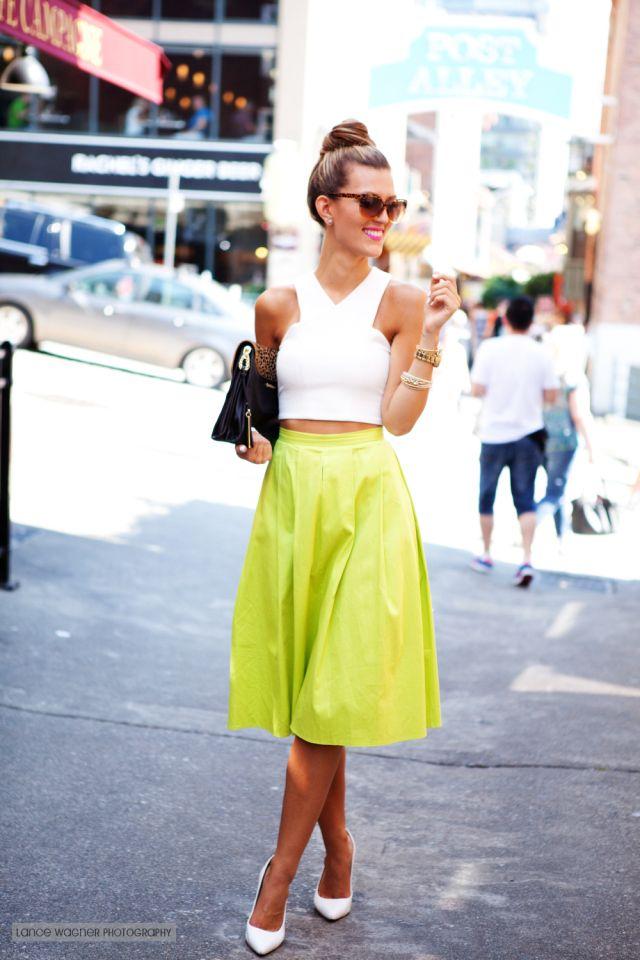 7ed7e6cb94758 Summer Skirts to Wear