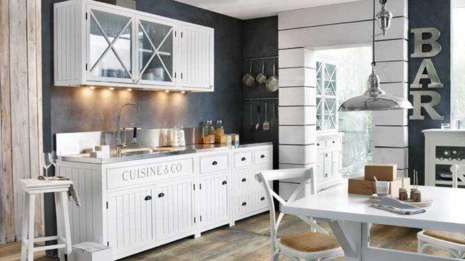10 idées déco pour les murs de la cuisine