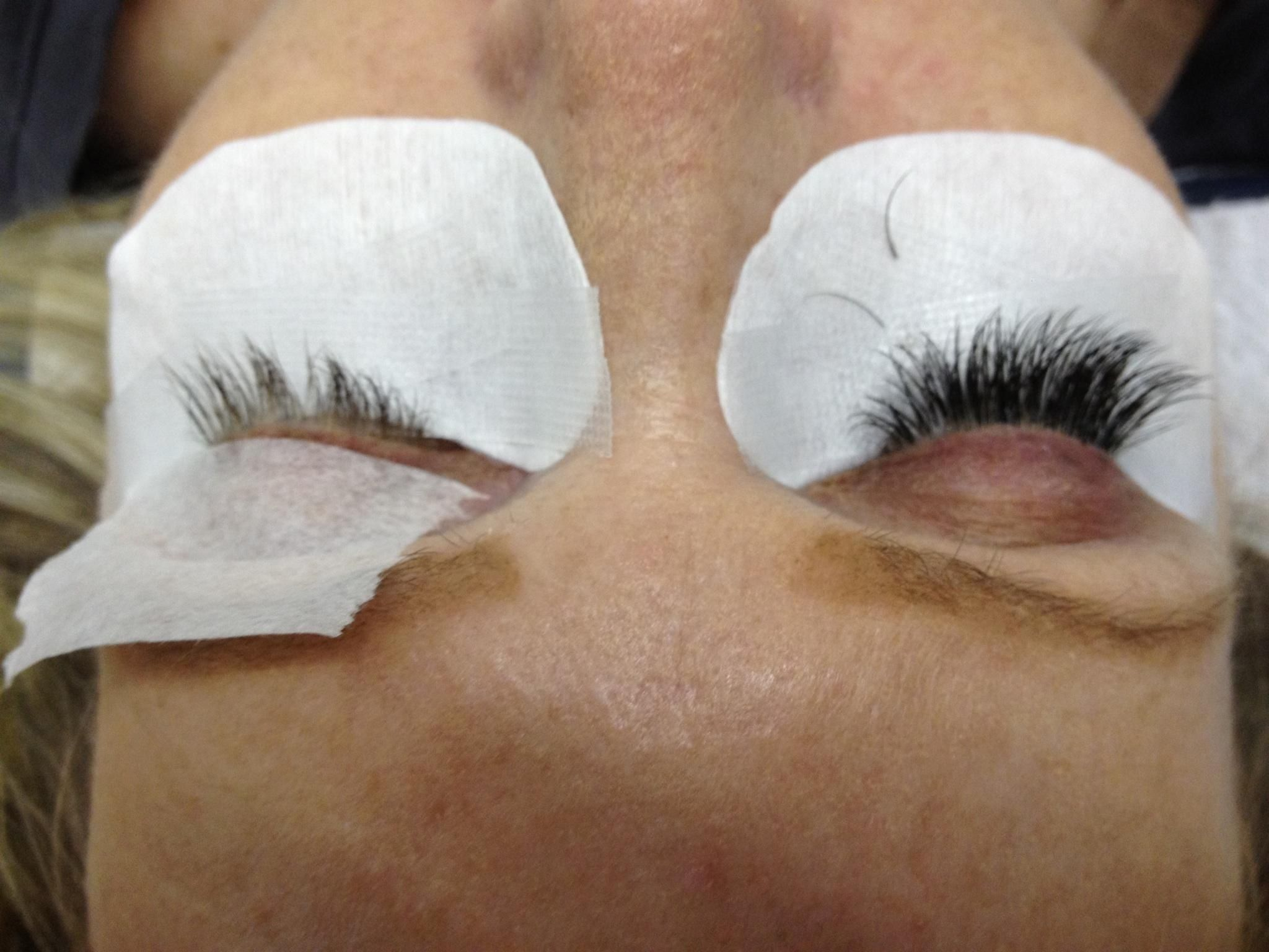 Beauty Blogger Skin Therapist And Eyelash Extension Expert