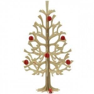 Lovi Birch Ply Christmas Trees