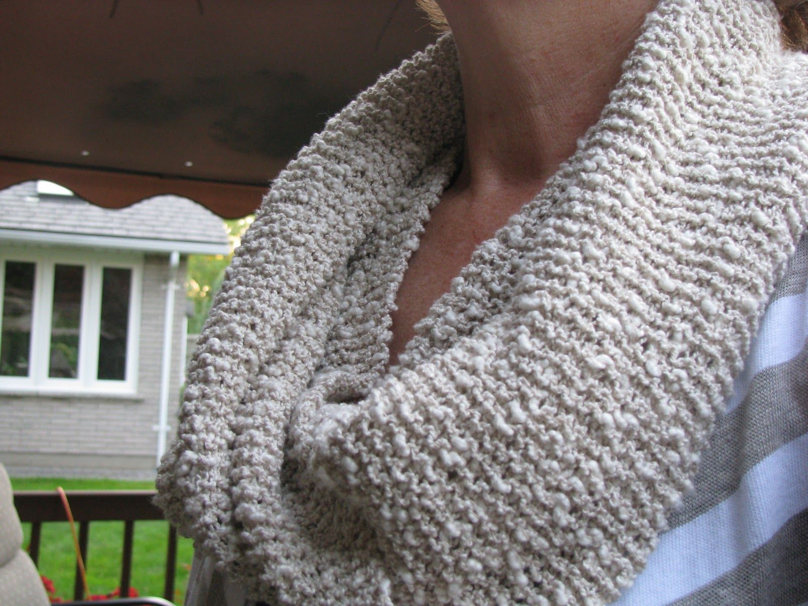 Oatmeal moebius scarf google search crochet knitting etc this easy knit cowl pattern is just what you need for your next project not only is it extremely portable but the garter stitch oatmeal cowl only features bankloansurffo Gallery