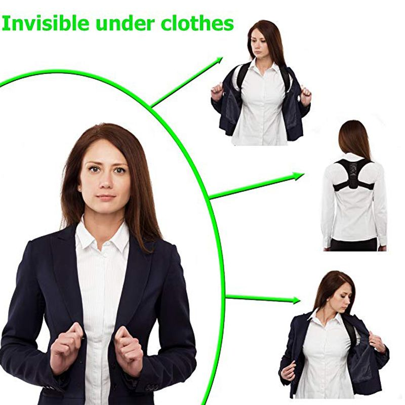 15++ Posture support under clothing trends