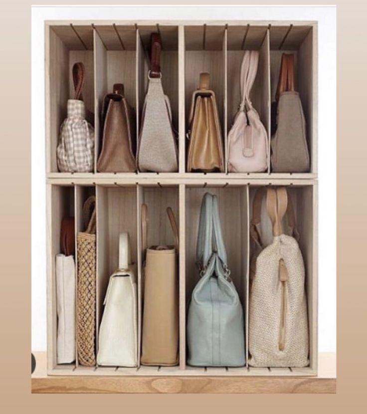 Aufbewahrung Kleiderschrank    Ordnung  #Kleiderschrank #Ordnung Aufbewahrung Id…