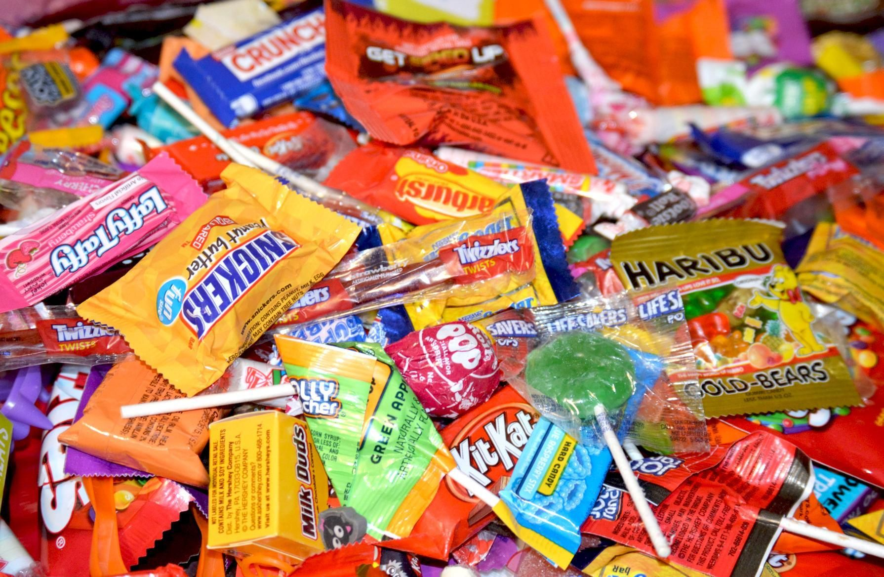 These Are the Halloween Candies With the Most Sugar
