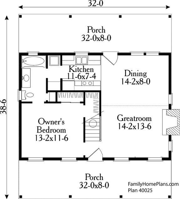 Small House Floor Plans Small Country House Plans House Plans Online Small House Floor Plans Country House Floor Plan Country House Plans