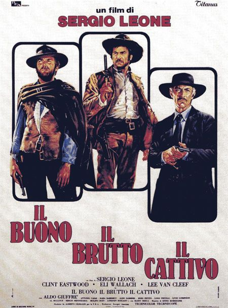 The Good, the Bad, and the Ugly (1966)