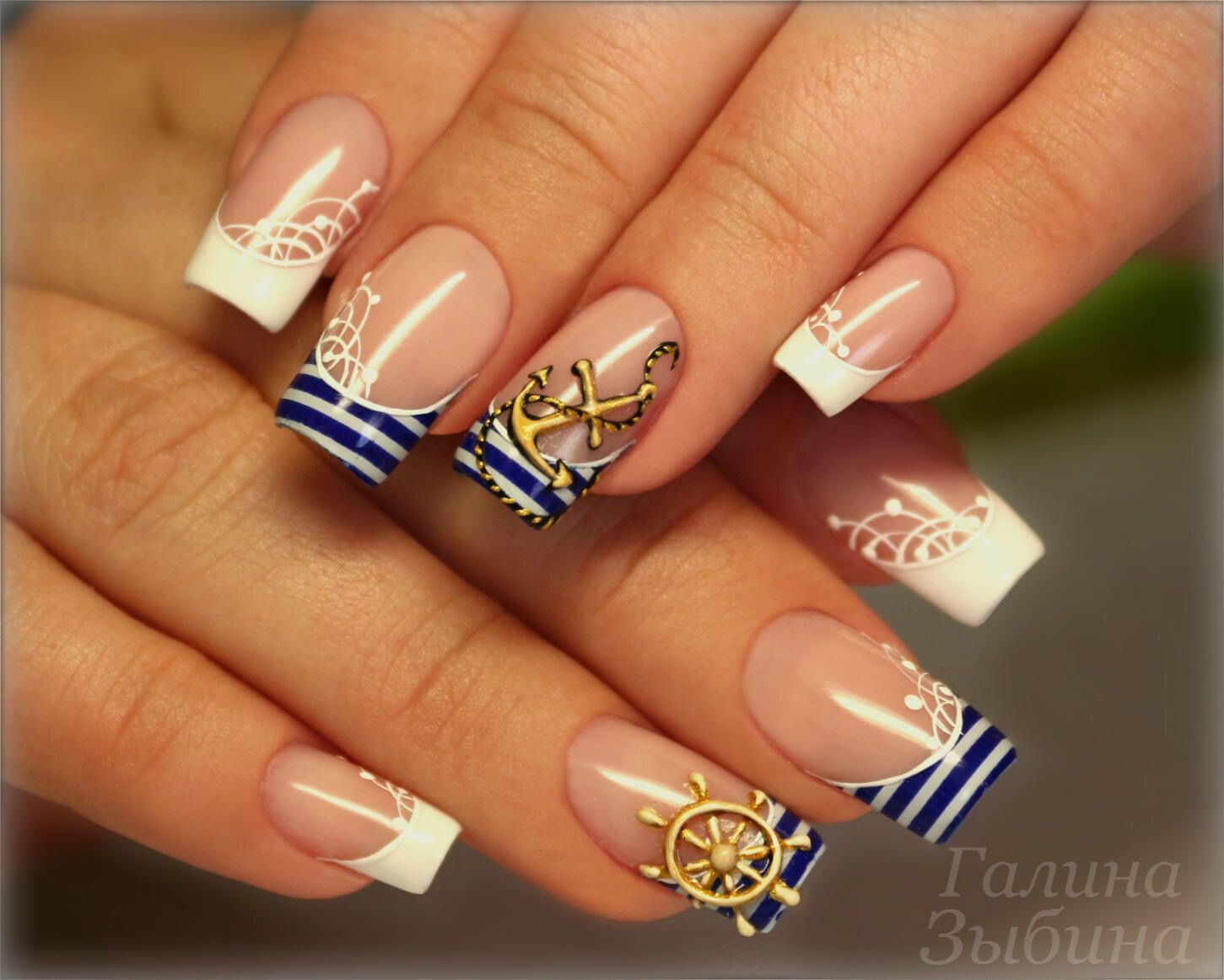Pelikh nail ideas pinterest sailor nails pelikh nail ideas prinsesfo Images