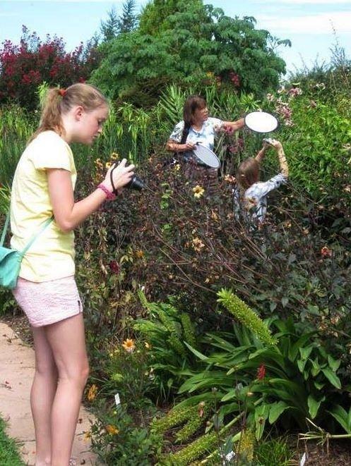 Take a Child Outside Week: Flower & Leaf Pressing Raleigh, North Carolina  #Kids #Events