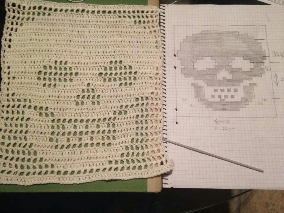 Skull filet