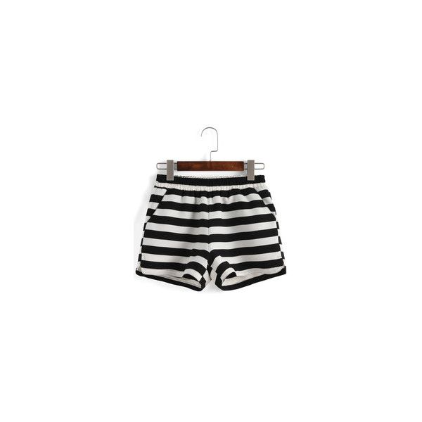 Cuffed Snowflake Denim Shorts ❤ liked on Polyvore featuring shorts, denim shorts, cuffed shorts, short jean shorts, cuff shorts and cuffed jean shorts