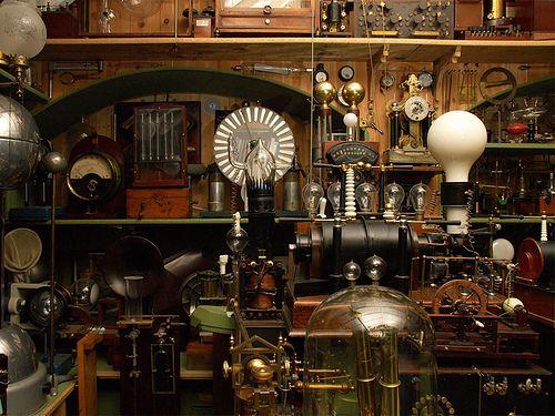 maquinaria | laboratorio Mr.Dolly | Pinterest | Laboratorios