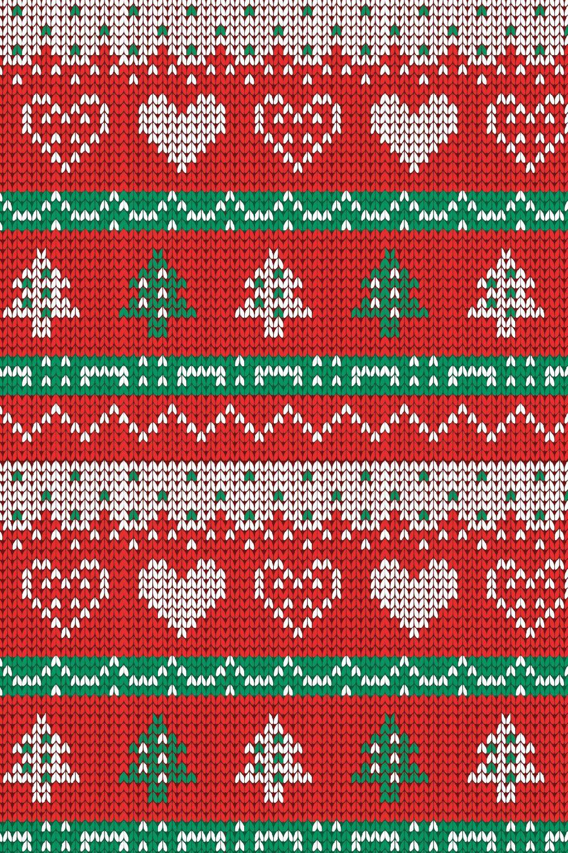 Pin On Bordado Navidad