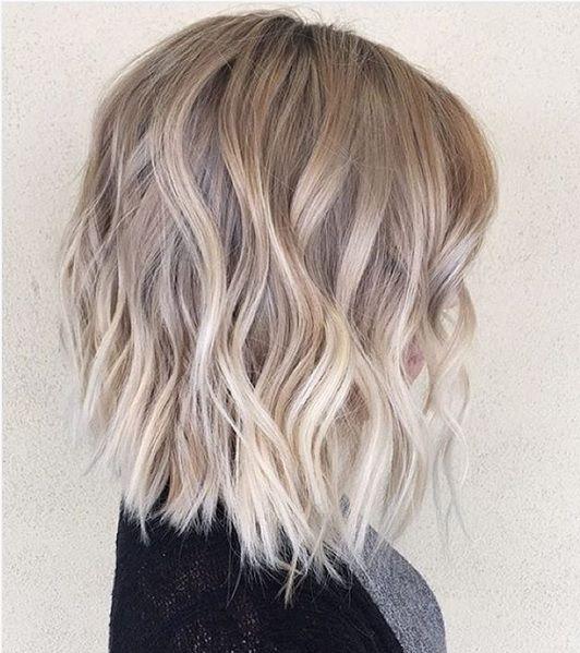 Epingle Sur Ash Blonde Hair
