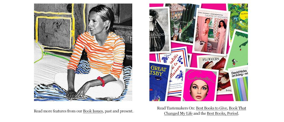 Book Issue: Tory on Fashion Books | Tory Daily