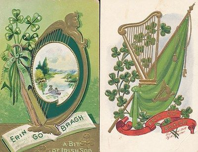 004 vintage irish Google Search Vintage postcards, Irish
