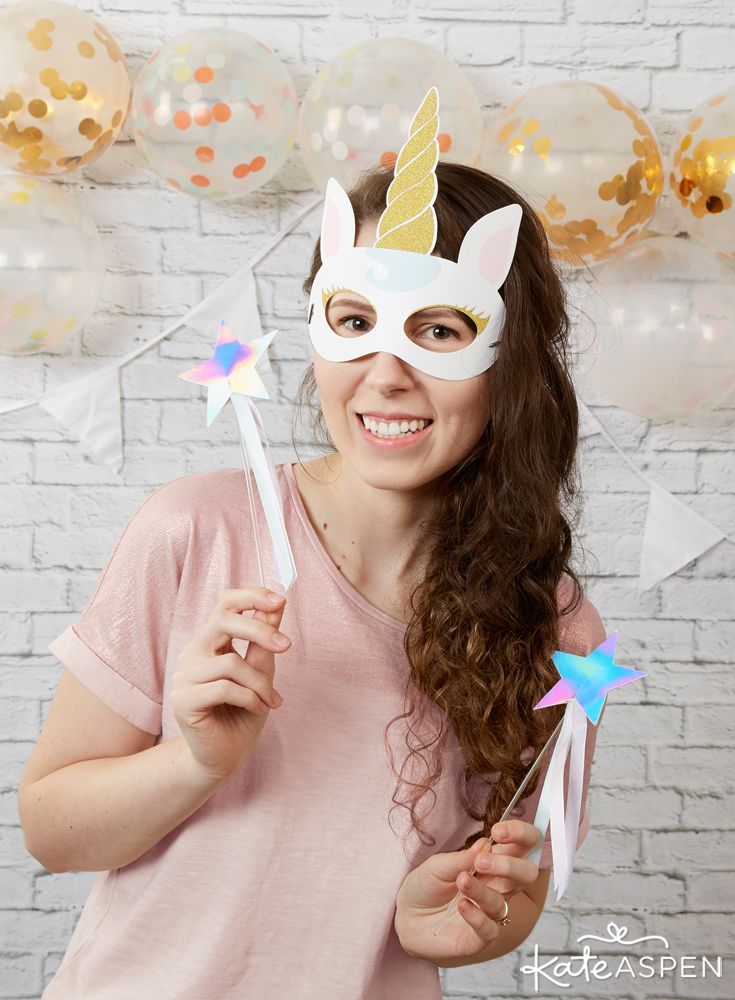 Enchanted Unicorn 49 Piece Party Décor Kit Decor kits