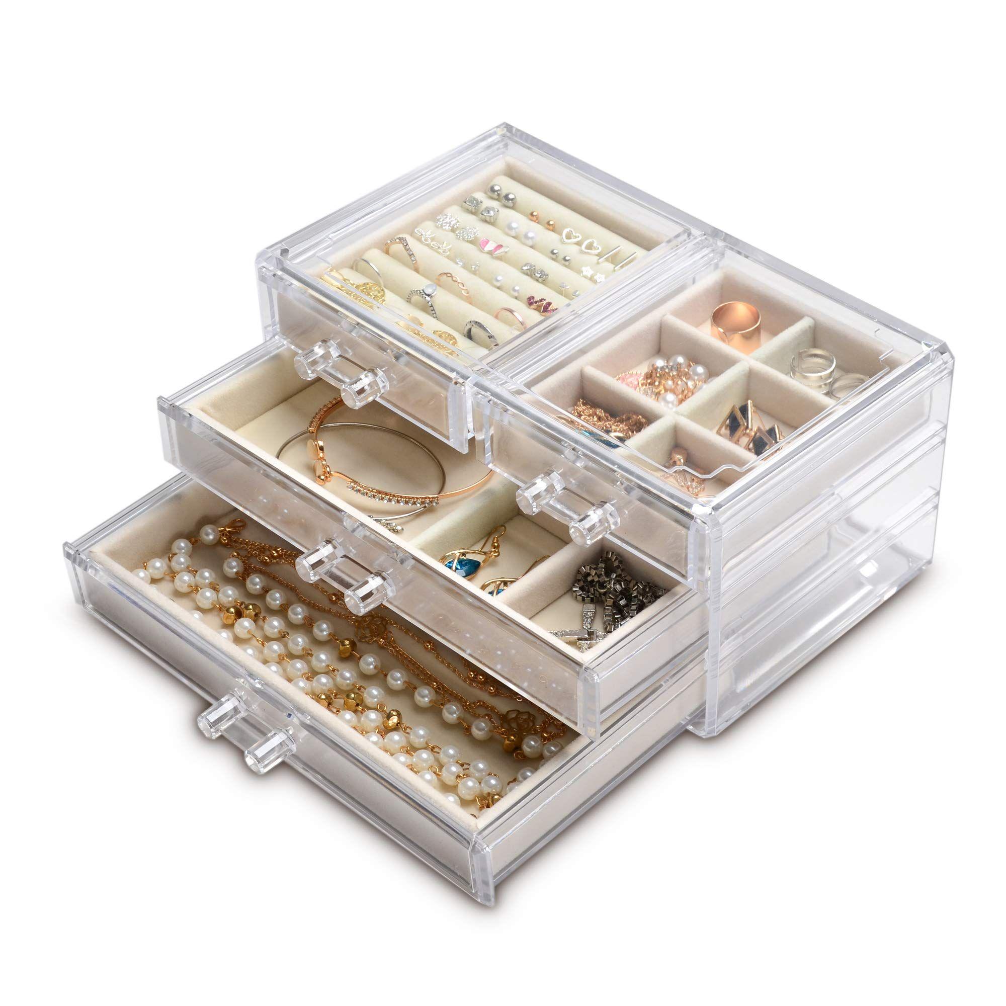 27+ Jewelry box for earrings and bracelets ideas