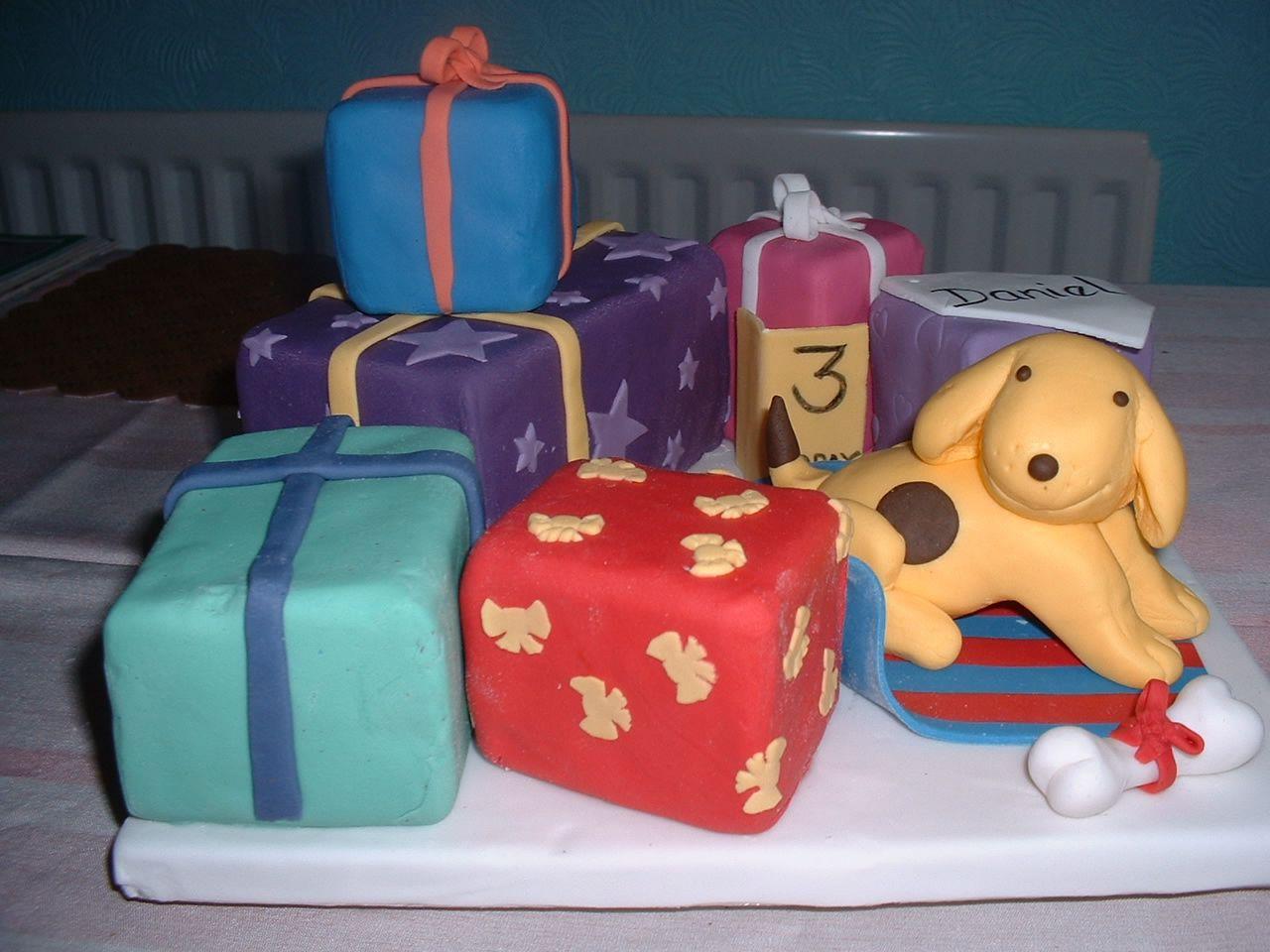 Spot the Dog cake